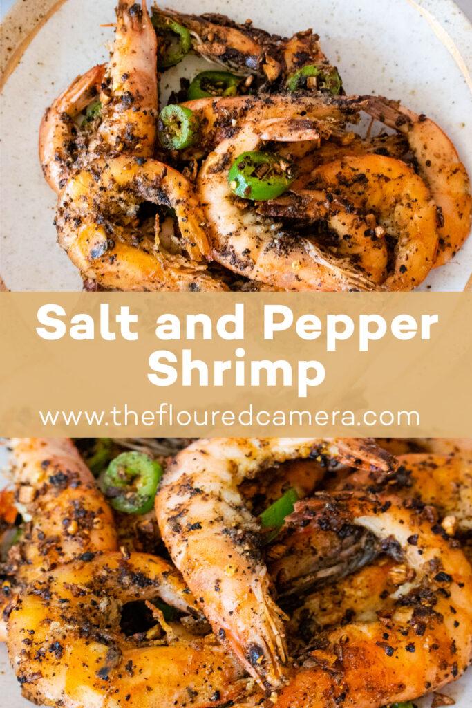salt and pepper shrimp for pinterest