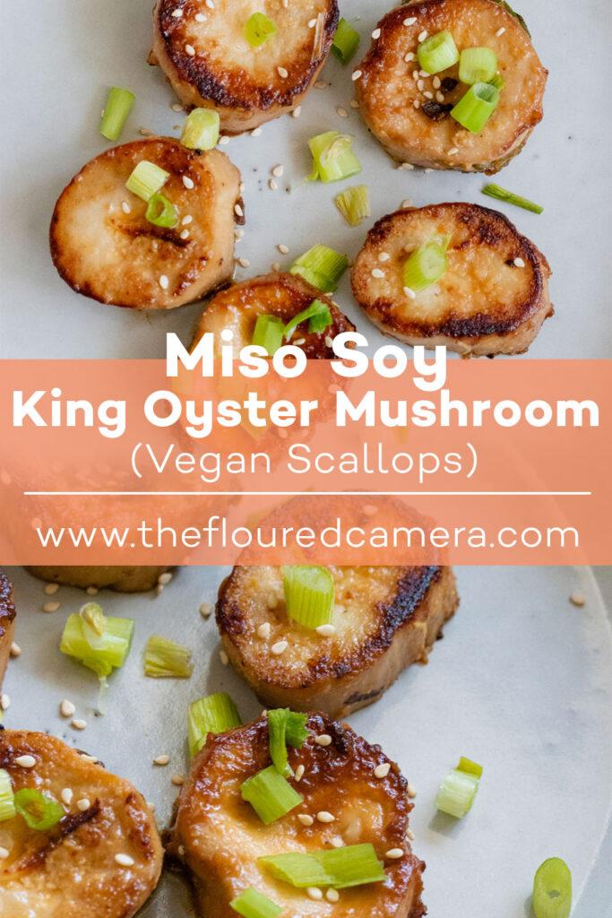king oyster mushroom pinterest