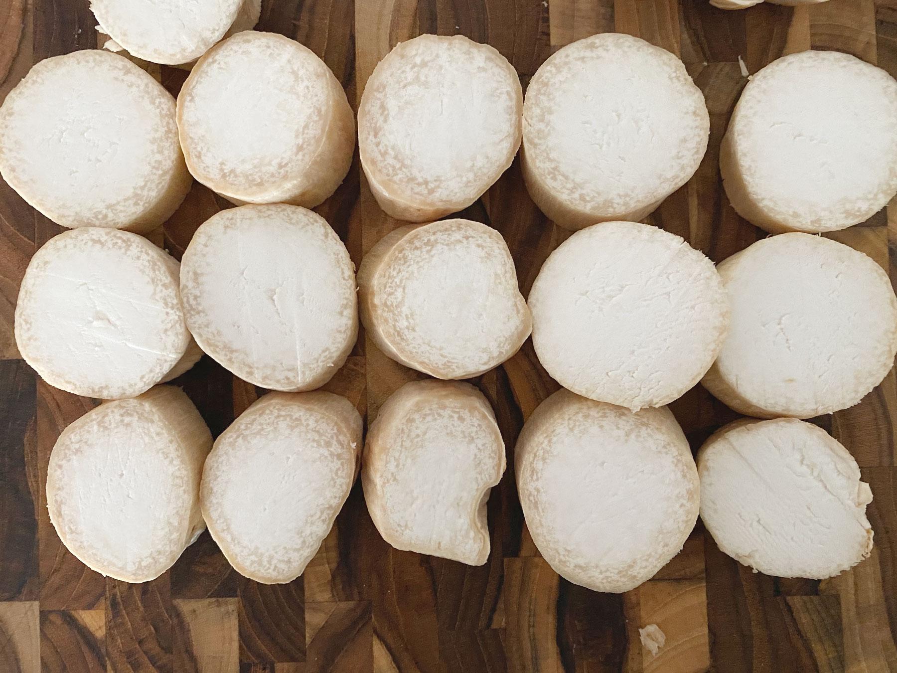 oyster mushroom step 1